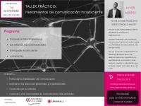 16 noviembre Taller práctico herramientas de comunicacion inconsciente