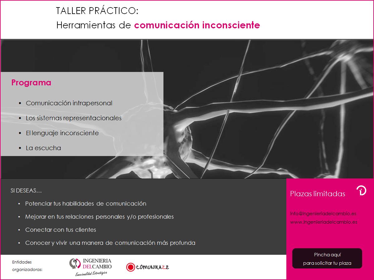 HERRAMIENTAS DE COMUNICACION INCONSCIENTE
