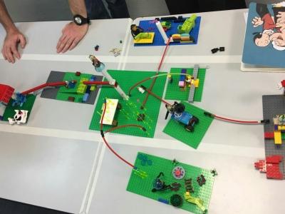 LEGO SERIOUS PLAY: JUEGA, CONSTRUYE y POTENCIA los RESULTADOS