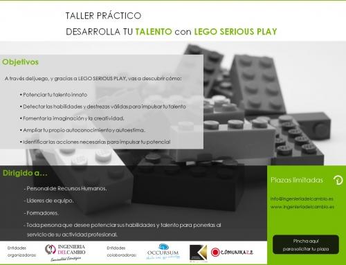 TALLER PRÁCTICO: Desarrolla tu Talento con Lego Serious Play