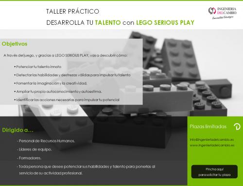 Desarrolla tu Talento con Lego Serious Play