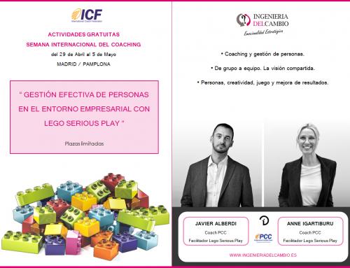 GESTIÓN EFECTIVA DE PERSONAS EN EL ENTORNO EMPRESARIAL CON LEGO SERIOUS PLAY