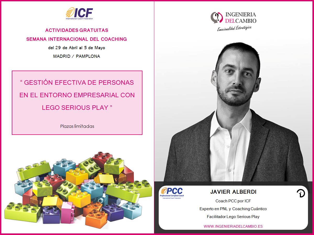 GESTION EFECTIVA DE PERSONAS EN EL ENTORNO EMPRESARIAL CON LEGO SERIOUS PLAY