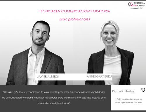 TÉCNICAS EN COMUNICACIÓN Y ORATORIA para profesionales
